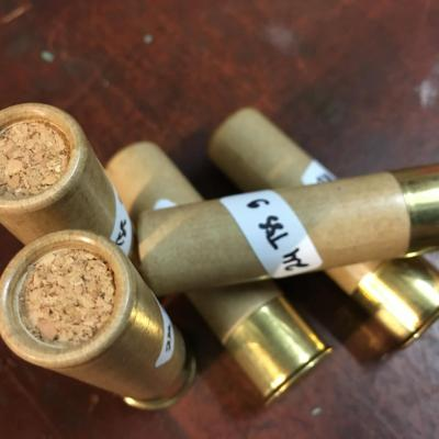 Kit pour 10 cartouches 24 grammes en calibre 20 - 70